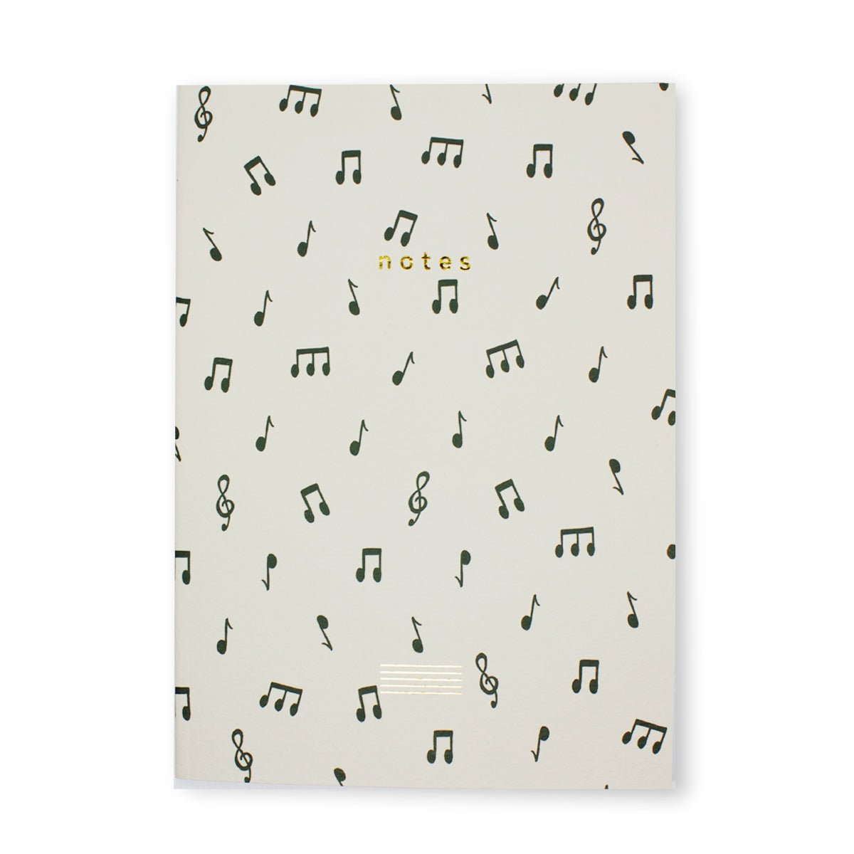 Notes Notebook - Ruled