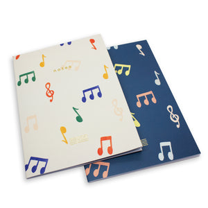 Notes Notebook Set of 2 - Blank