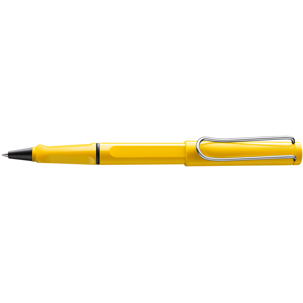 Safari Rollerball Pen in Yellow
