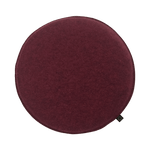 Cocorobox Circle Felt Cushion in Purple