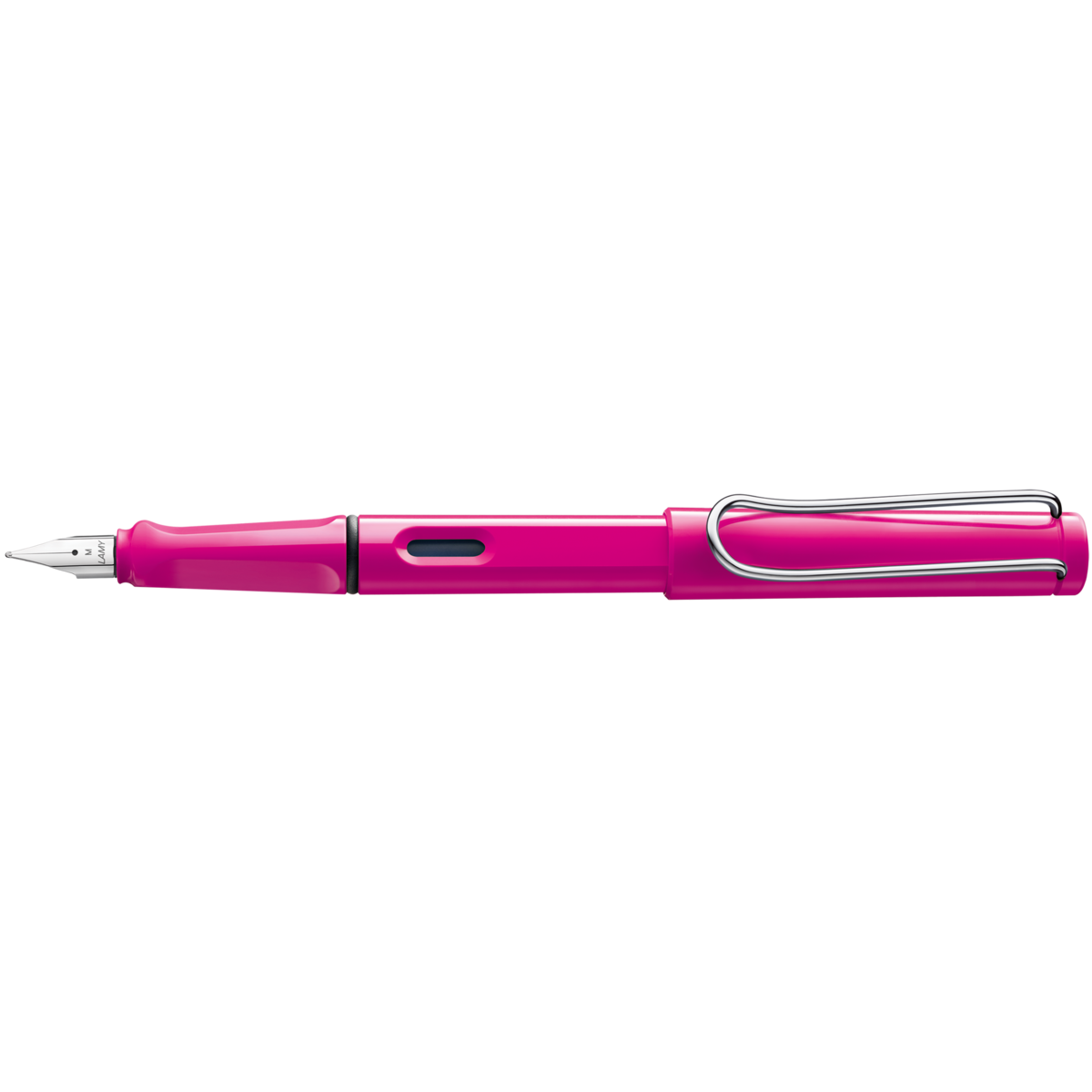 Safari Fountain Pen in Pink