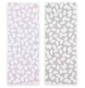 Cotton Double Sided Cherry Blossoms Pattern Japanese Towel