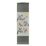 Tiger and Magpie Fortune Wall Scroll