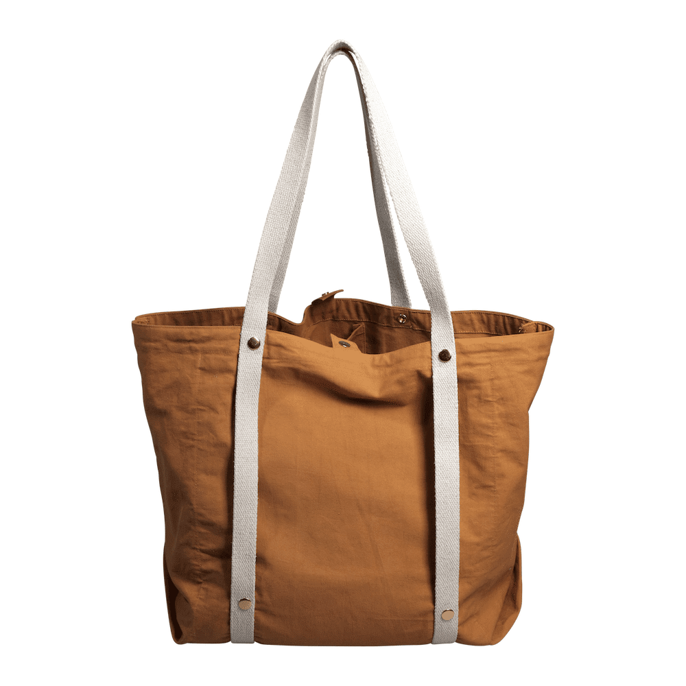 Tote Bag in Ochre