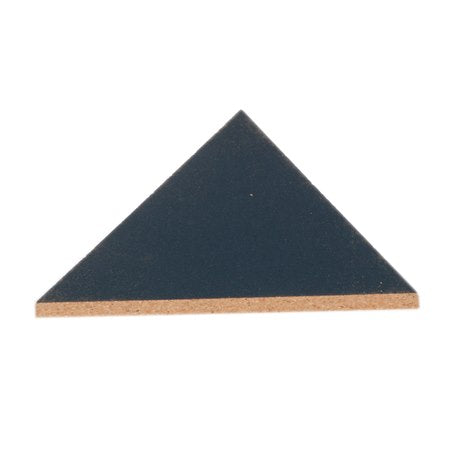 Cork Trivet in Triangle Shape