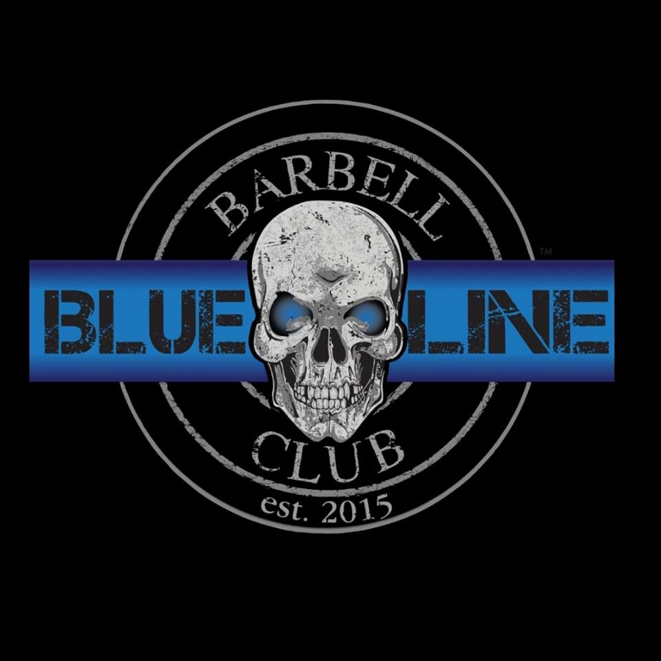 Blue Line Barbell