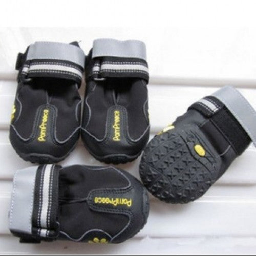 protect not to hurt fashion dogs shoes for large dogs - pet shoes outdoor sport shoes