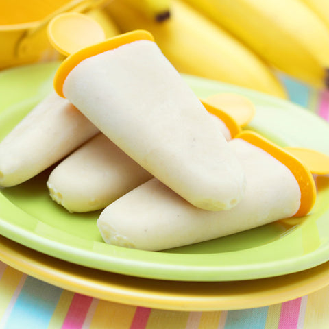 frozen banana dog safe ice cream
