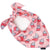 Frenchiestore Dog Cooling Bandana | Frenchie Love en rose