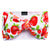 Frenchiestore Pet Head Bow | Fragola selvatica