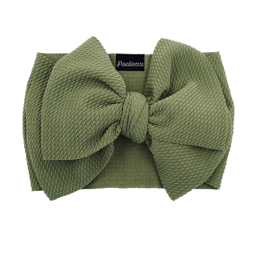 Frenchiestore Pet Head Bow | Army Green, Frenchie Dog, French Bulldog pet products
