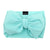 Frenchiestore Pet Head Bow | acqua