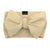 Frenchiestore Pet Head Bow | Beige