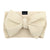 Frenchiestore Pet Head Bow | Elfenbein