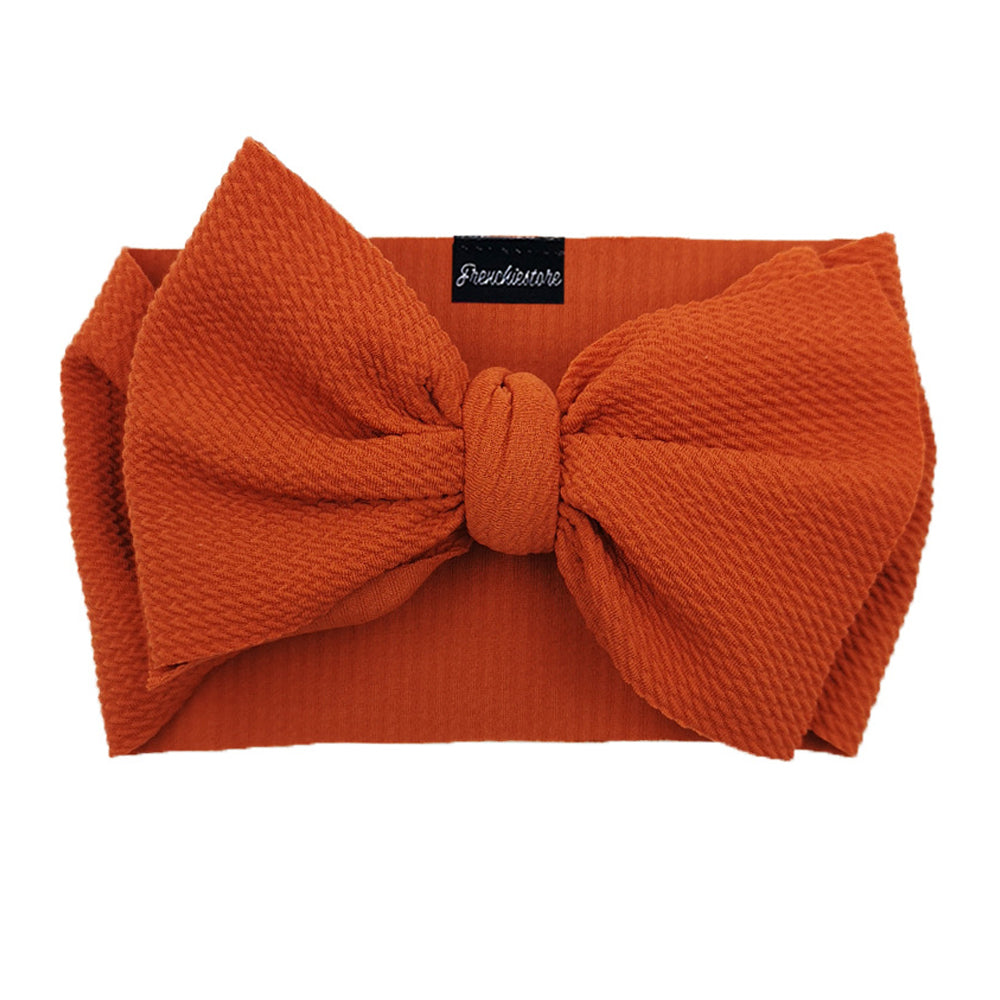Frenchiestore Pet Head Bow | Vintage red