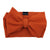 Frenchiestore Pet Head Bow | Rosso vintage