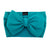 Frenchiestore Pet Head Bow | Verde azulado