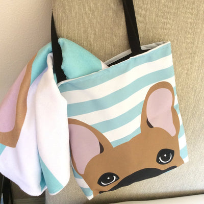 Borsa per cani Frenchie
