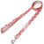 Frenchiestore Luxury Dog Leash | Frenchie Love in Pink