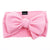 Frenchiestore Pet Head Bow | Rosa chiaro