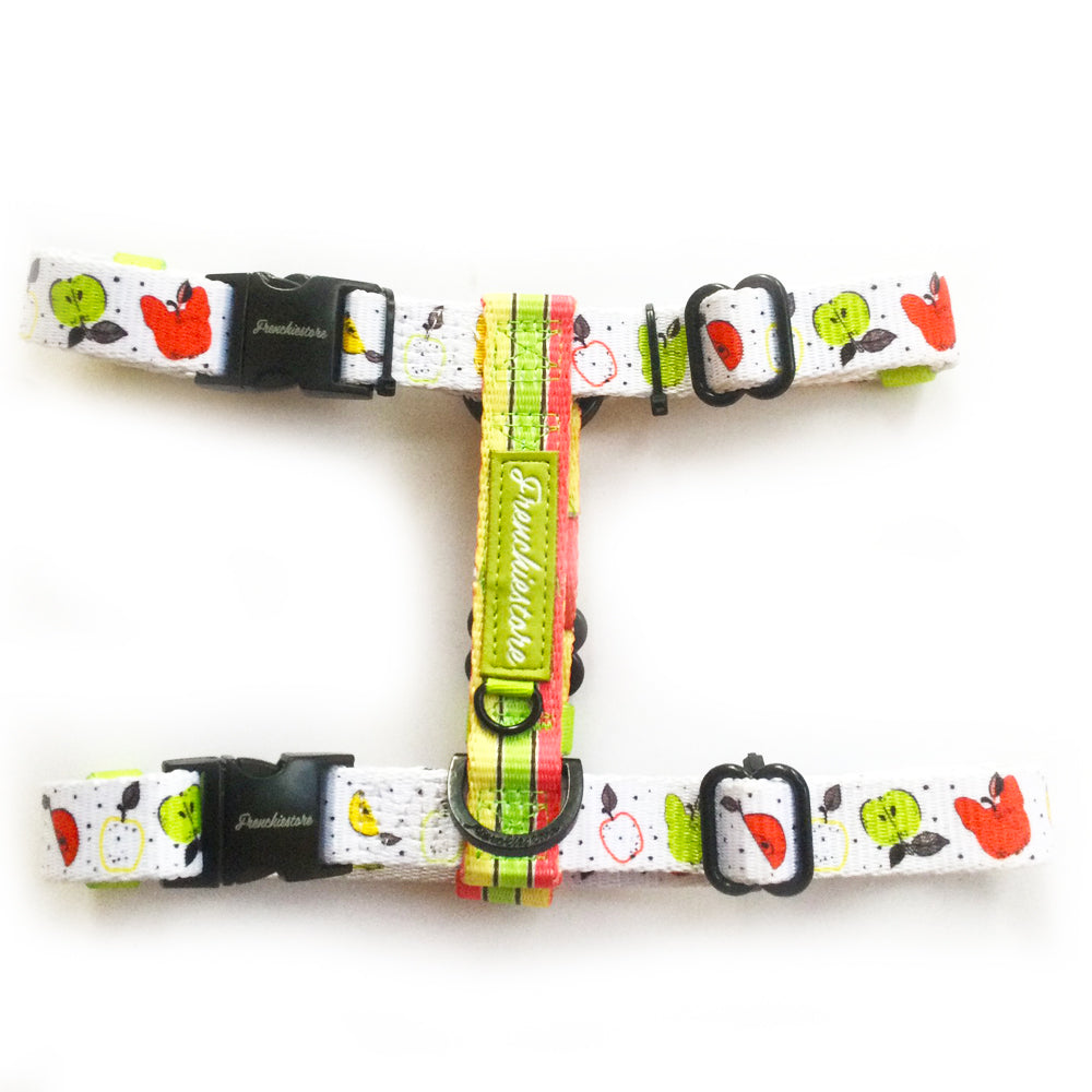 Frenchiestore Strap Dog Harness | Apple