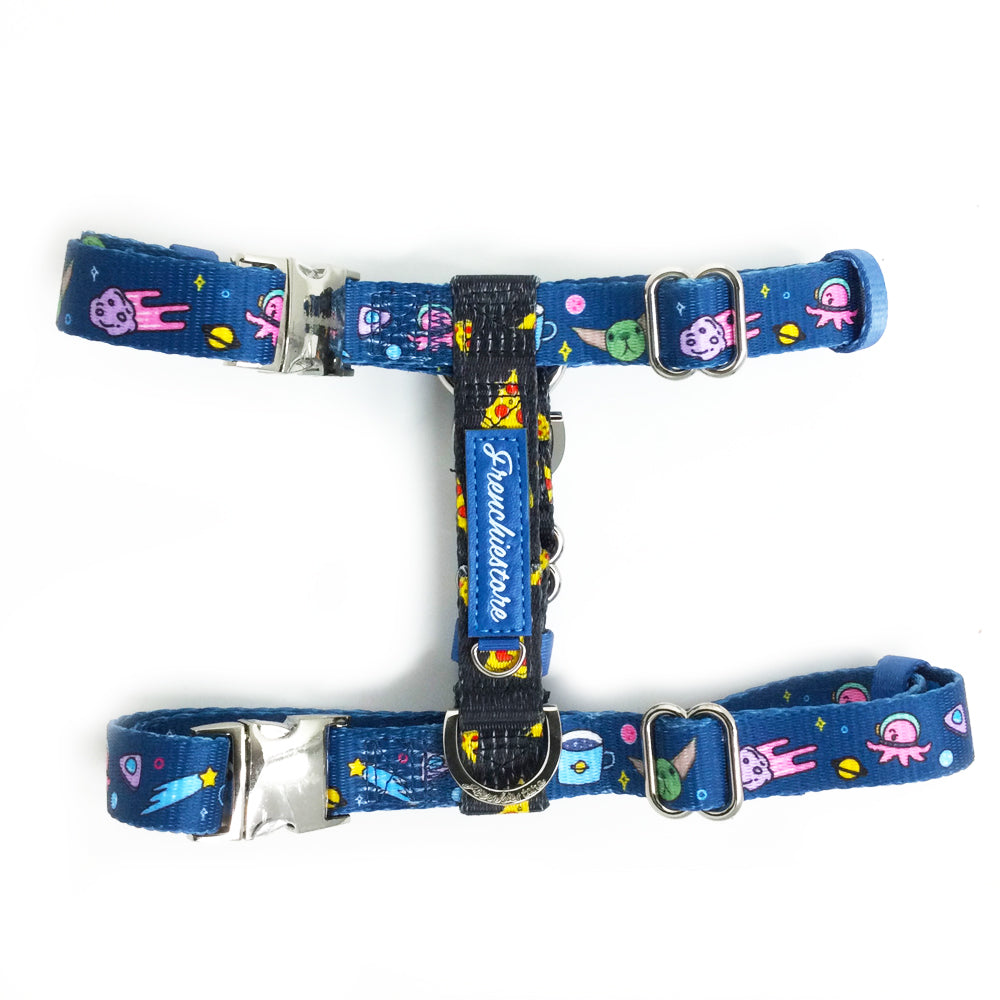 Frenchiestore Adjustable Pet Health Strap Harness | the Child