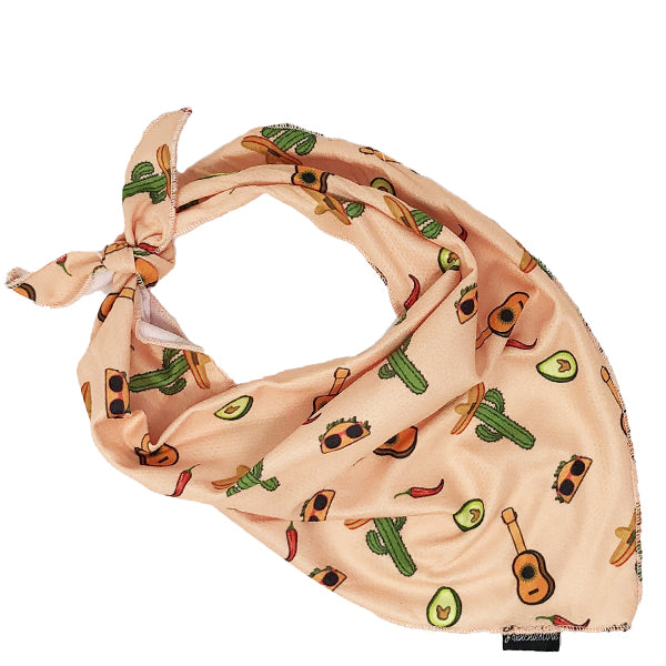 Frenchiestore Dog Cooling Bandana | Livin 'La Vida Frenchie