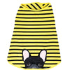 Frenchie Shirt | Frenchiestore | Bouledogue Français Noir dans Bumblebee