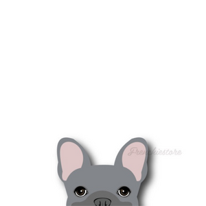 Car Decal  | Blue Frenchie