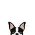 Boston Terrier Hund Aufkleber | Frenchiestore | Black Pied Boston Terrier Auto Aufkleber