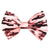 Frenchiestore dog Bowtie | Camouflage ultime rose