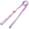 frenchiestore luxury dog leash mermaid with unicorn hardware