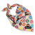 Frenchiestore Dog Cooling Bandana | Mint StarPup