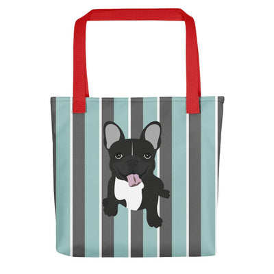 Borsa tote Frenchie Dog