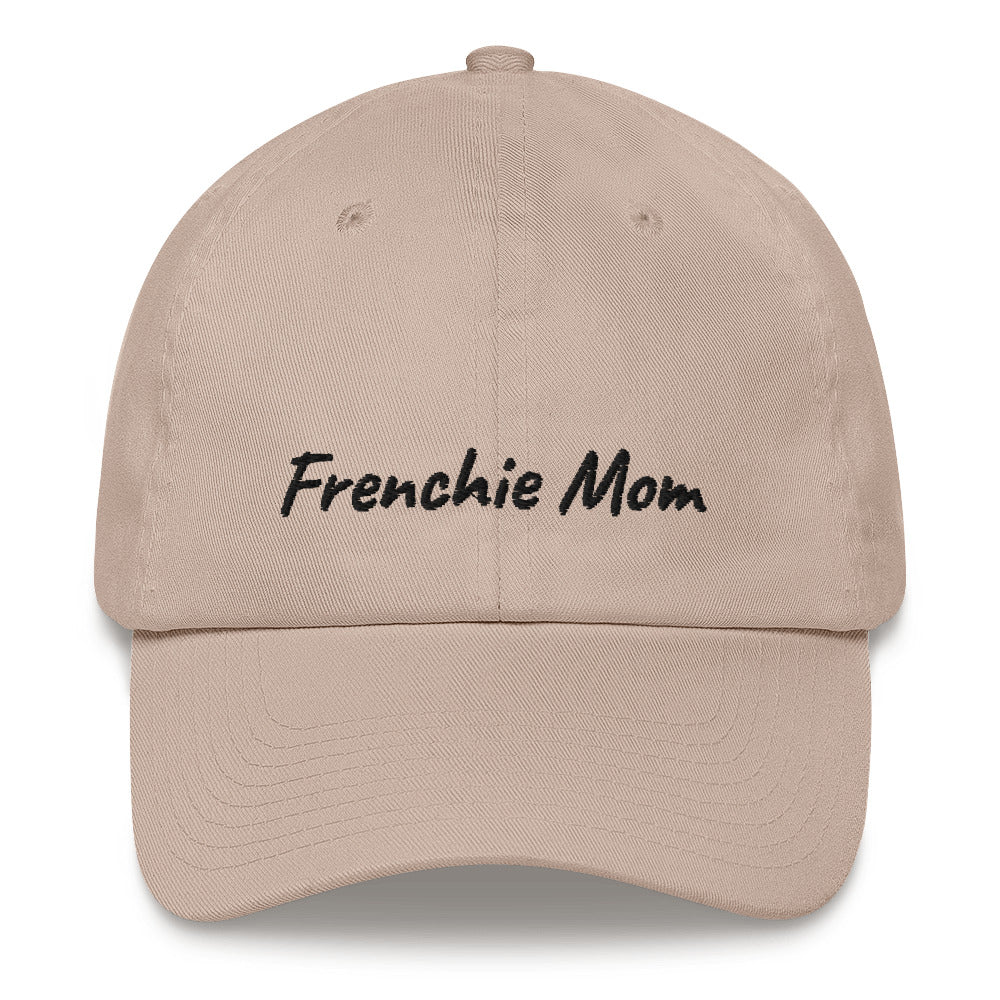 Frenchie Mom | Frenchiestore Embroidered Hat, Frenchie Dog, French Bulldog pet products
