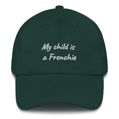 My child is a Frenchie dog
