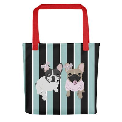 Bolso tote Frenchie Bulldog