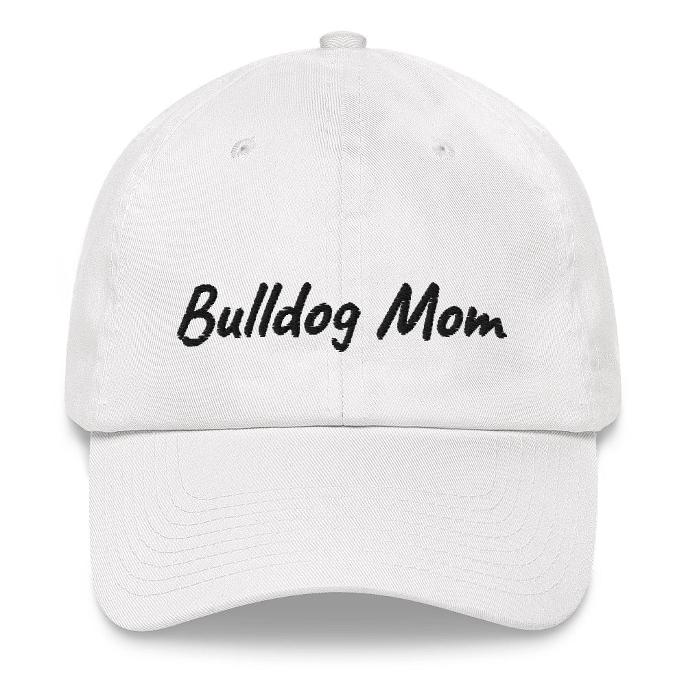 Bulldog Mom | Frenchiestore Embroidered Hat, Frenchie Dog, French Bulldog pet products