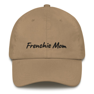 Frenchie Mom | Chapeau brodé Frenchiestore