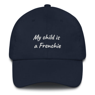 My child is a French Bulldog