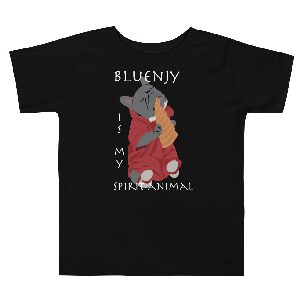 Bluenjy is My Spirit Animal | Frenchiestore Toddler or dog TShirt