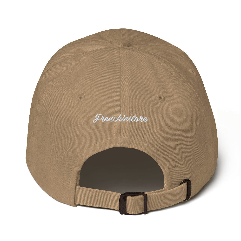 Frenchie Embroidered Hat