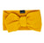 Frenchiestore mustard head bow for dogs