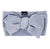 Frenchiestore Pet Head Bow | Silver