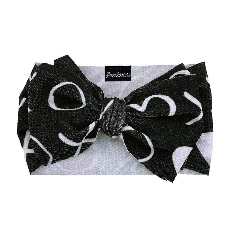 Frenchiestore Pet Head Bow | Träum süß