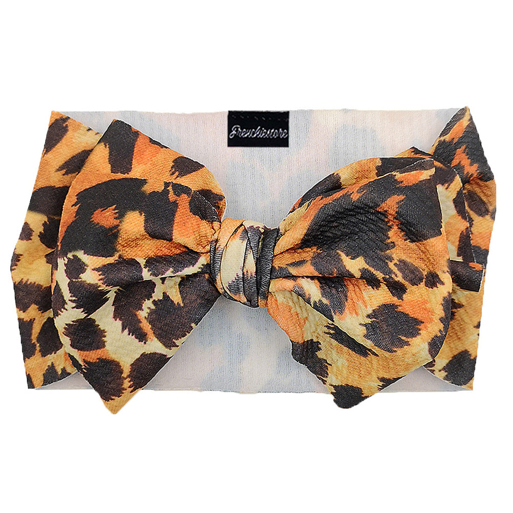 Frenchiestore Pet Head Bow | Wild Love