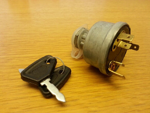 Ford STARTER SWITCH & KEY (With Cold Start) 10 100 1000 Series