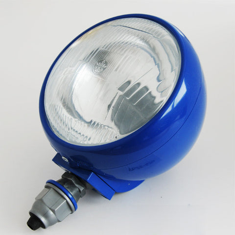 HEADLIGHT ASSEMBLY BLUE