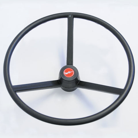 Massey Ferguson STEERING WHEEL (Spline Type with Cap) 165