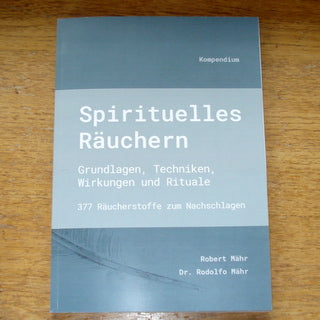 Spirituelles Räuchern,  Vernissage am 6. September 2018
